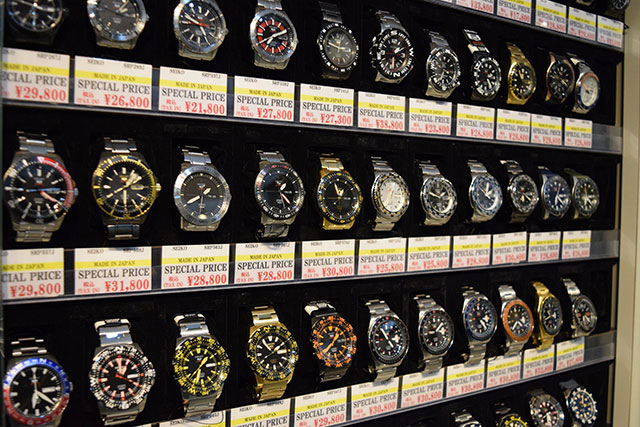 low priced bd578 b9da5 時計倉庫TOKIA 京都店 新京極商店街振興組合公式ウェブサイト